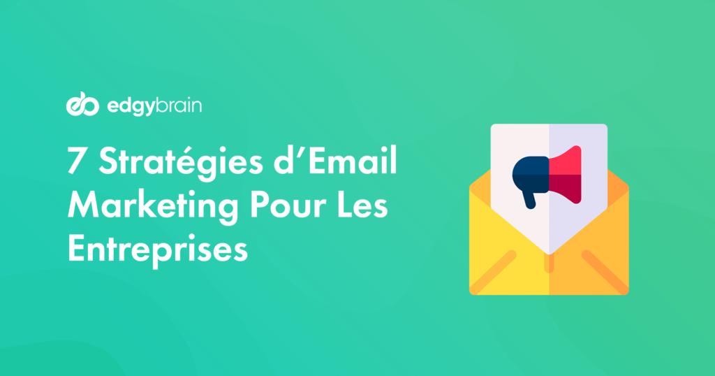 Stratégies d'Email Marketing