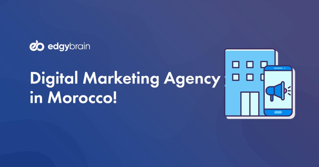 Marketing Agency in Morocco